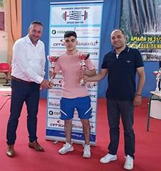 Σημαντικές επιτυχίες αθλητών της Αλμωπίας στο Πανελλήνιο Πρωτάθλημα Άρσης Βαρών (ΦΩΤΟ) image.