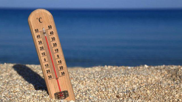 Καύσωνες έως το Σεπτέμβρη; Το σενάριο που ανησυχεί τους ειδικούς και τα «καυτά» ρεκόρ... image.