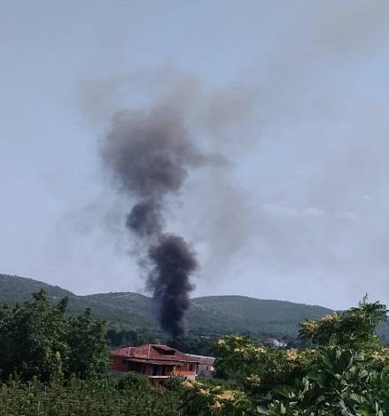 Φωτιά σε επιχείρηση στο Προάστειο Έδεσσας image.