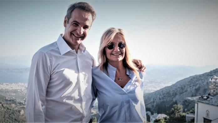 Πρώτο τριήμερο στην Τήνο για τον Κυριάκο Μητσοτάκη και τη Μαρέβα