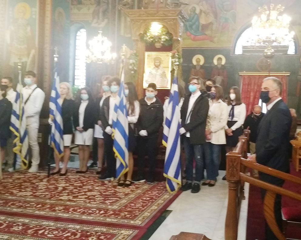 Εδεσσα: Παρουσία του ΥΜΑΘ, Στ. Καλαφάτη, οι εκδηλώσεις για την επέτειο της 18ης Οκτωβρίου (ΦΩΤΟ) image.