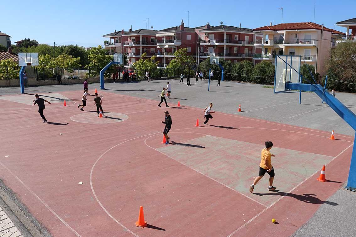 3ο Γυμνάσιο Γιαννιτσών: Δεκάδες δράσεις για την 8η Πανελλήνια και Ευρωπαϊκή Ημέρα Σχολικού Αθλητισμού 2021-22 (ΦΩΤΟ) image.
