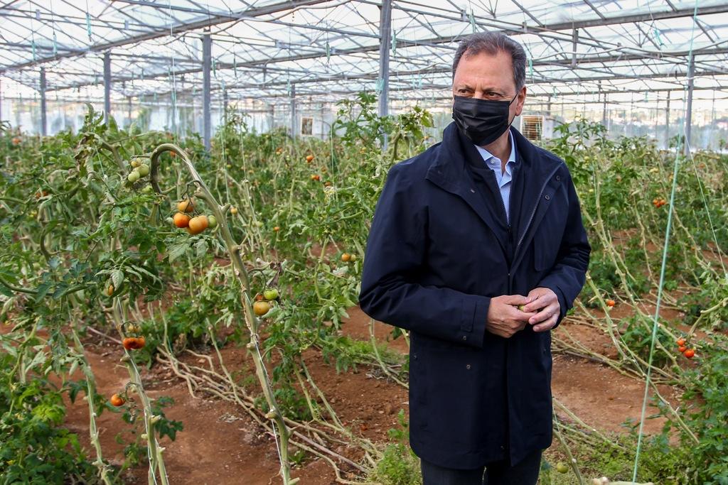 Σ. Λιβανός: «Προστατεύουμε τους αγρότες - Ενισχύουμε το εισόδημά τους»